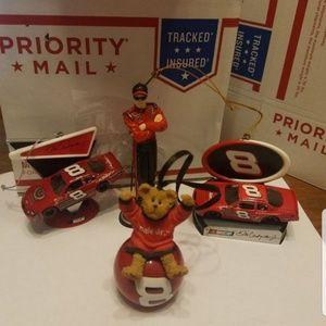 Other - 🚘🎄 Nascar Dale Jr Christmas Ornaments